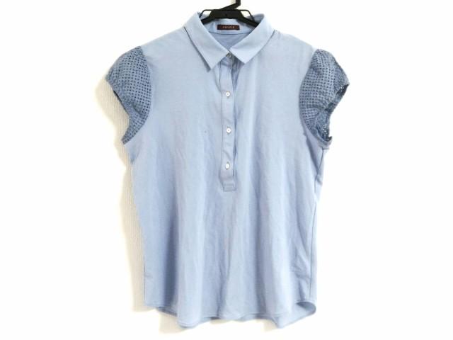 アマカ AMACA ノースリーブポロシャツ サイズ40 M...