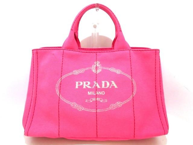 プラダ PRADA トートバッグ レディース CANAPA 1B...