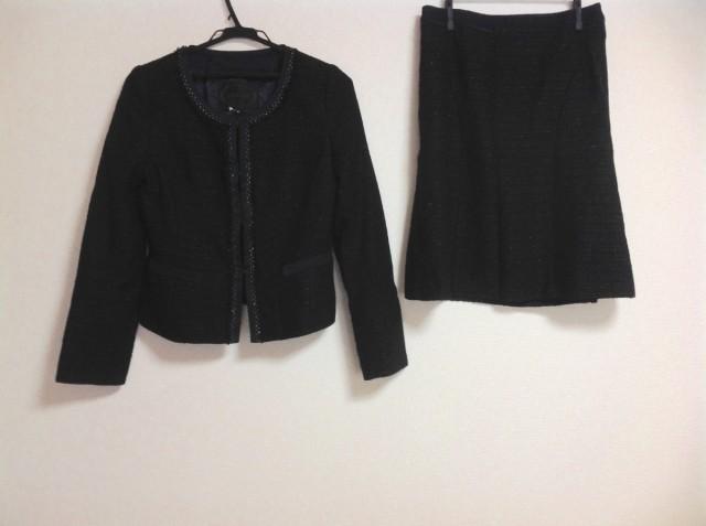 アンタイトル UNTITLED スカートスーツ サイズ2 M...