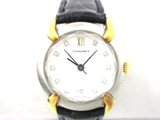 ショーメ CHAUMET 腕時計 グリフィス - レディー...