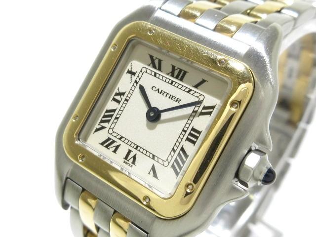 カルティエ Cartier 腕時計 パンテールSM W25029B...