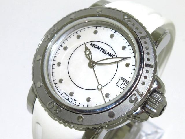 モンブラン MONTBLANC 腕時計 7036 レディース ラ...