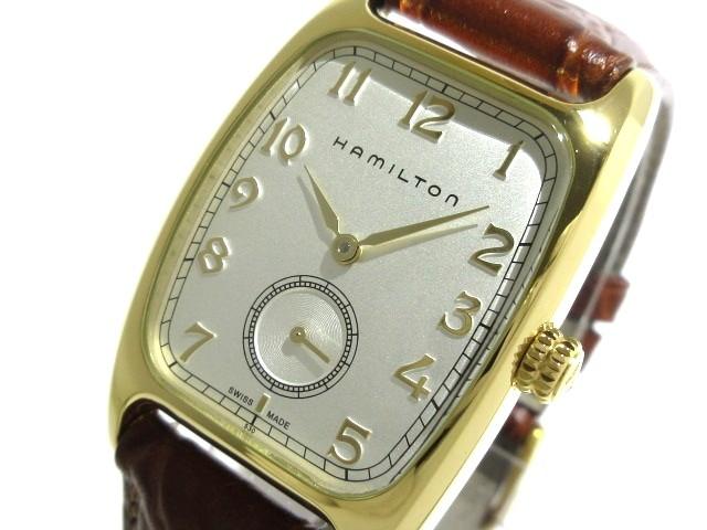 ハミルトン HAMILTON 腕時計 美品 ボルトン H1343...