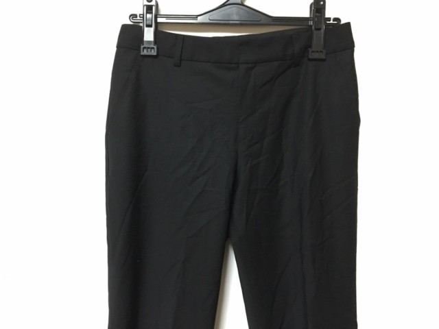 624f4e058a73 ニジュウサンク 23区 パンツ サイズ40 M レディース 黒【中古】の通販は ...