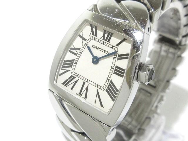 カルティエ Cartier 腕時計 ラドーニャSM W660012...