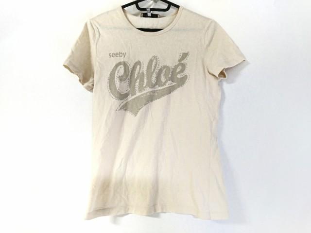 シーバイクロエ SEE BY CHLOE 半袖Tシャツ サイズ...