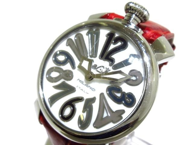 ガガミラノ GAGA MILANO 腕時計 MANUALE 40 5020....