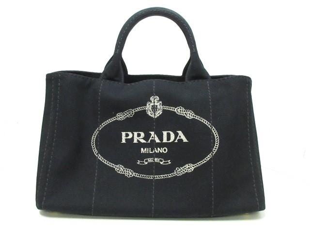 プラダ PRADA トートバッグ レディース 美品 CANA...