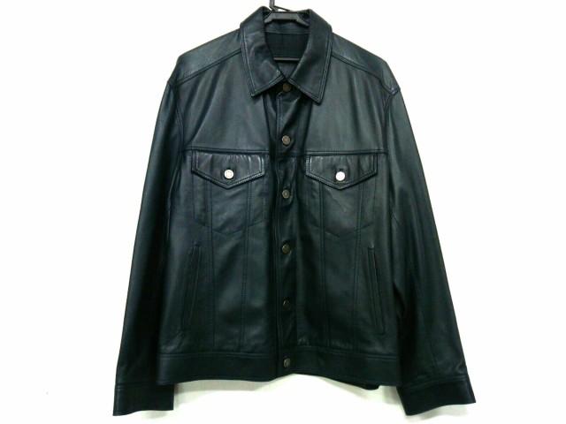 ロエベ LOEWE ジャケット サイズ50 XL メンズ 美...