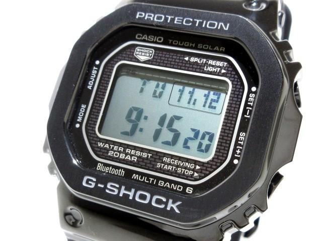 カシオ CASIO 腕時計 美品 G-SHOCK GMW-B5000 メ...