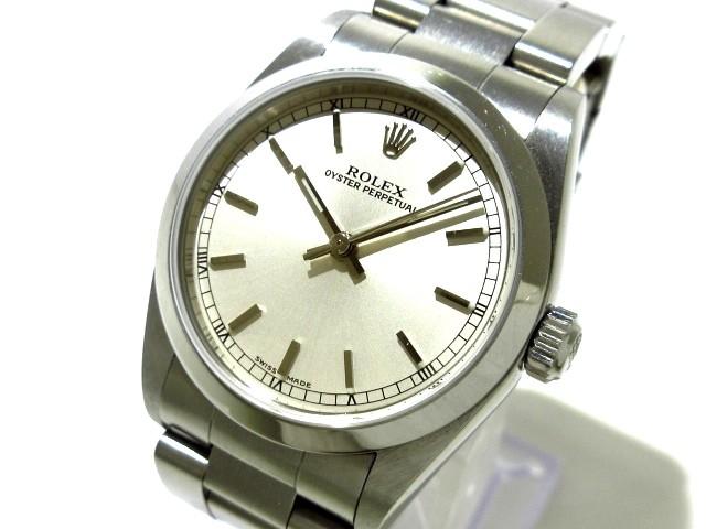ロレックス ROLEX 腕時計 オイスターパーペチュア...