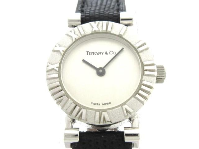 ティファニー TIFFANY&Co. 腕時計 アトラスラウン...