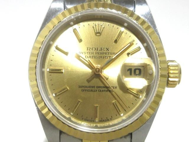 ロレックス ROLEX 腕時計 デイトジャスト 69173 ...