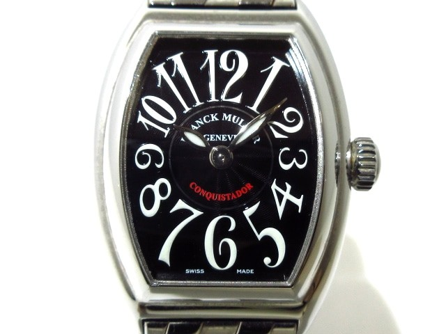 フランクミュラー FRANCK MULLER 腕時計 コンキス...