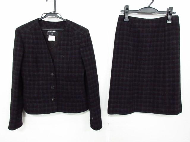 シャネル CHANEL スカートスーツ サイズ40 M レデ...