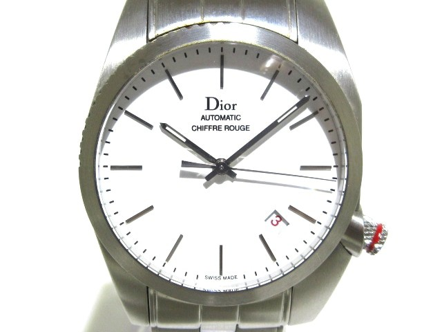 ディオールオム Dior HOMME 腕時計 美品 シフルル...