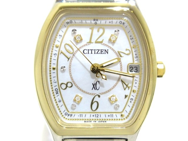 シチズン CITIZEN 腕時計 XC(クロスシー) H060-T0...