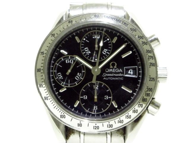 オメガ OMEGA 腕時計 スピードマスター デイト 35...