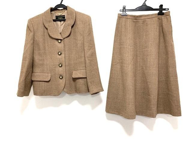 レリアン Leilian スカートスーツ サイズ13 L レ...