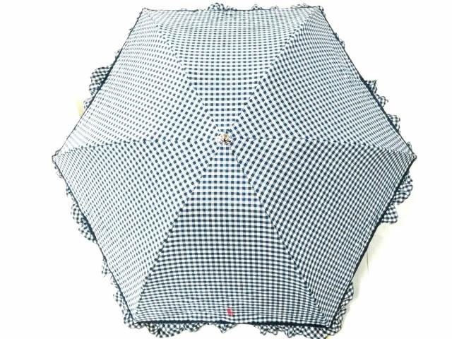ラルフローレン RalphLauren 折りたたみ傘 レディ...