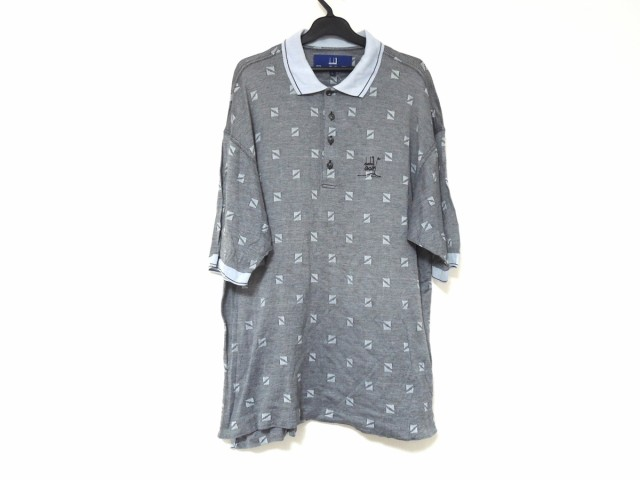 ダンヒル dunhill/ALFREDDUNHILL 半袖ポロシャツ ...