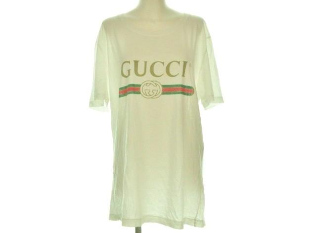 グッチ GUCCI 半袖Tシャツ サイズM メンズ 美品 4...
