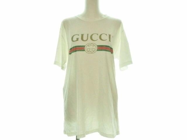 グッチ GUCCI 半袖Tシャツ サイズXS レディース 4...