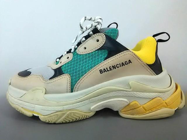 バレンシアガ BALENCIAGA スニーカー 41 メンズ -...
