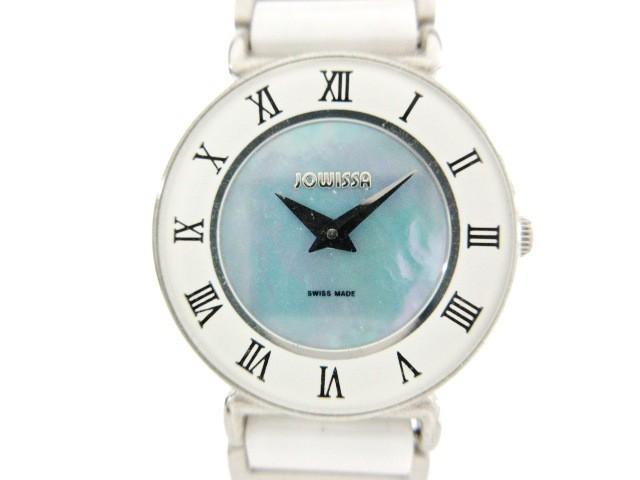 ヨヴィッサ JOWISSA 腕時計 美品 - 969693363 レ...