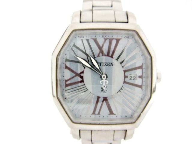 シチズン CITIZEN 腕時計 美品 XC(クロスシー) H0...