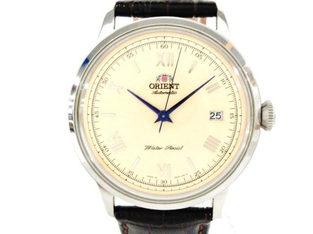オリエント ORIENT 腕時計 - ER24-C2-B CS メンズ...