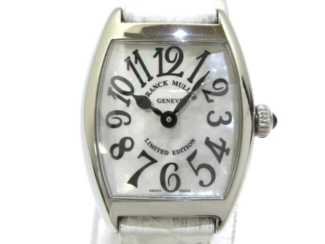 フランクミュラー 腕時計 トノーカーベックス イ...
