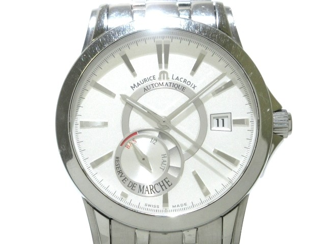 モーリスラクロア MauriceLacroix 腕時計 ポント...