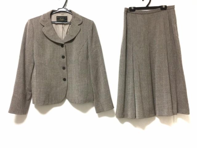 レリアン Leilian スカートスーツ サイズ11 M レ...