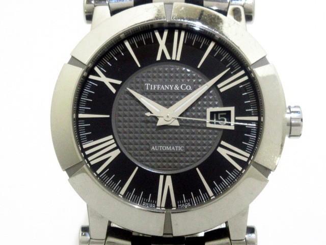 ティファニー TIFFANY&Co. 腕時計 アトラスジェン...