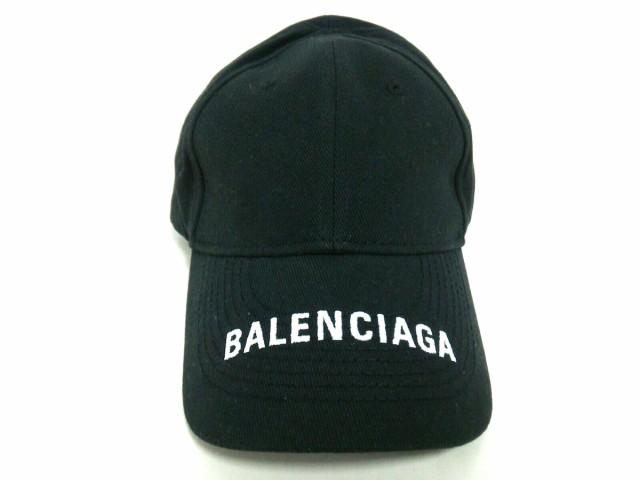バレンシアガ BALENCIAGA キャップ 59cm L レデ...