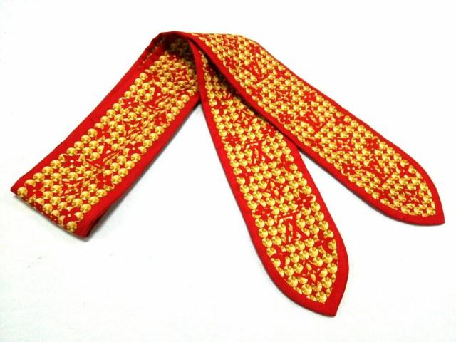 ルイヴィトン スカーフ 85 x 6 cm レディース 美...