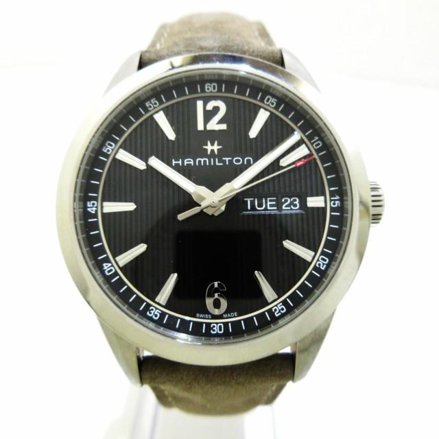 ハミルトン HAMILTON 腕時計 美品 ブロードウェイ...
