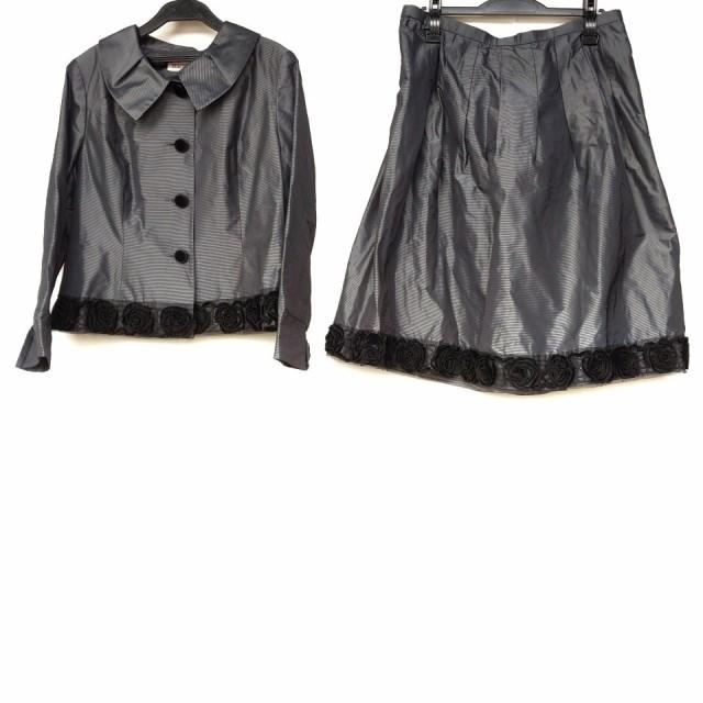 ユキトリイ YUKITORII スカートスーツ サイズ42 L...