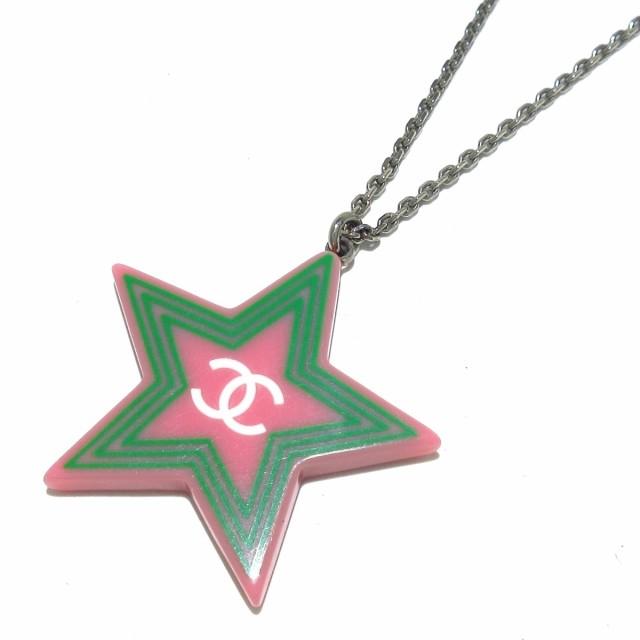 シャネル CHANEL ネックレス レディース 美品 - ...
