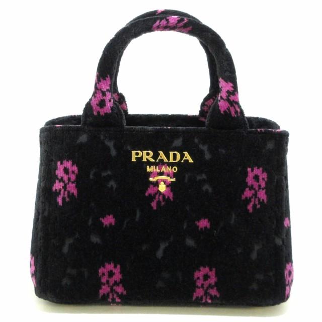 プラダ PRADA ハンドバッグ レディース 美品 CANA...