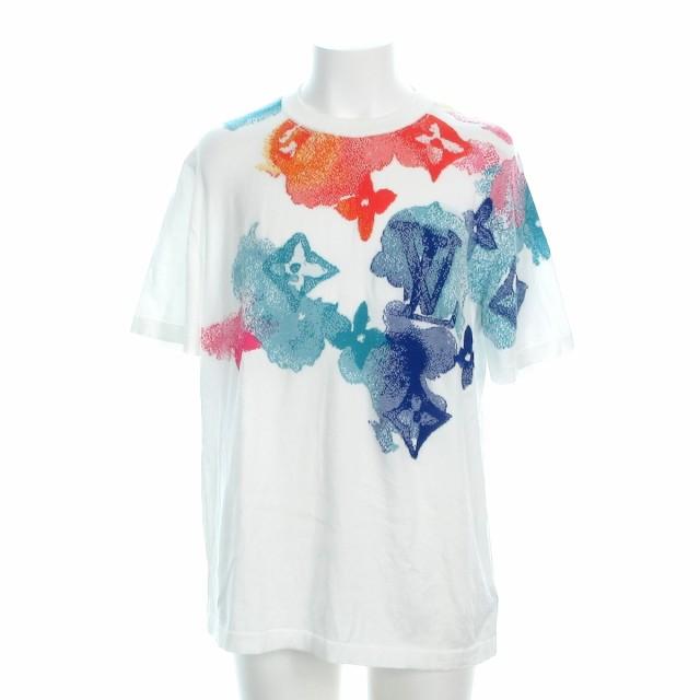 ルイヴィトン LOUIS VUITTON 半袖Tシャツ サイズL...