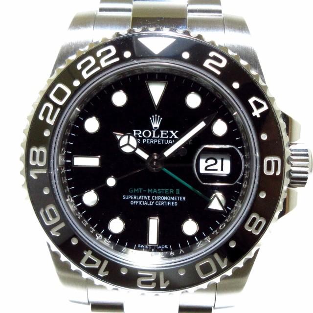ロレックス ROLEX 腕時計 美品 GMTマスター2 1167...