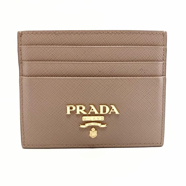 プラダ PRADA カードケース レディース - 1MC025 ...