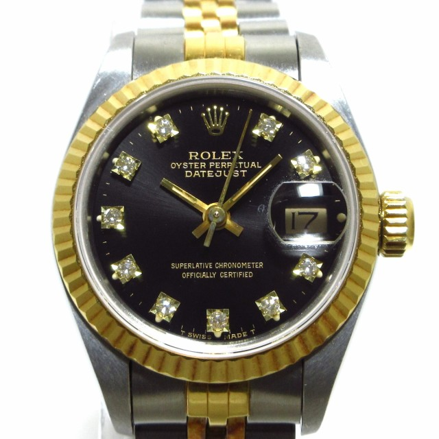 ロレックス ROLEX 腕時計 デイトジャスト 69173G ...