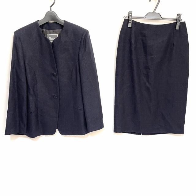 ヘルノ HERNO スカートスーツ サイズ44 L レディ...