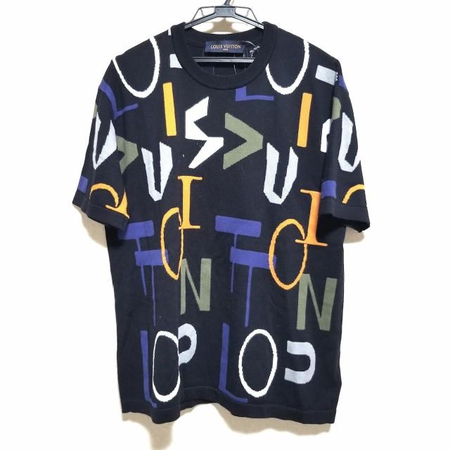 ルイヴィトン 半袖Tシャツ サイズM メンズ 美品 L...