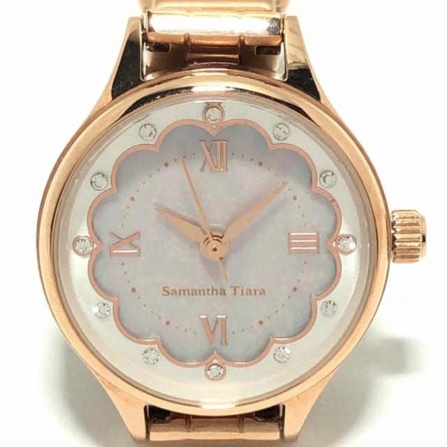 サマンサ ティアラ Samantha Tiara 腕時計 ドレー...
