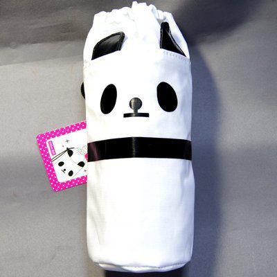 パンダ ペットボトルホルダー GE0380