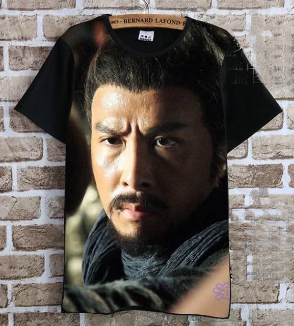 ドニー・イェン(甄子丹)   Tシャツ 黒6